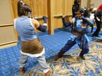 Metrocon2013: Korra vs Korra