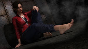 Claire Redfield 4