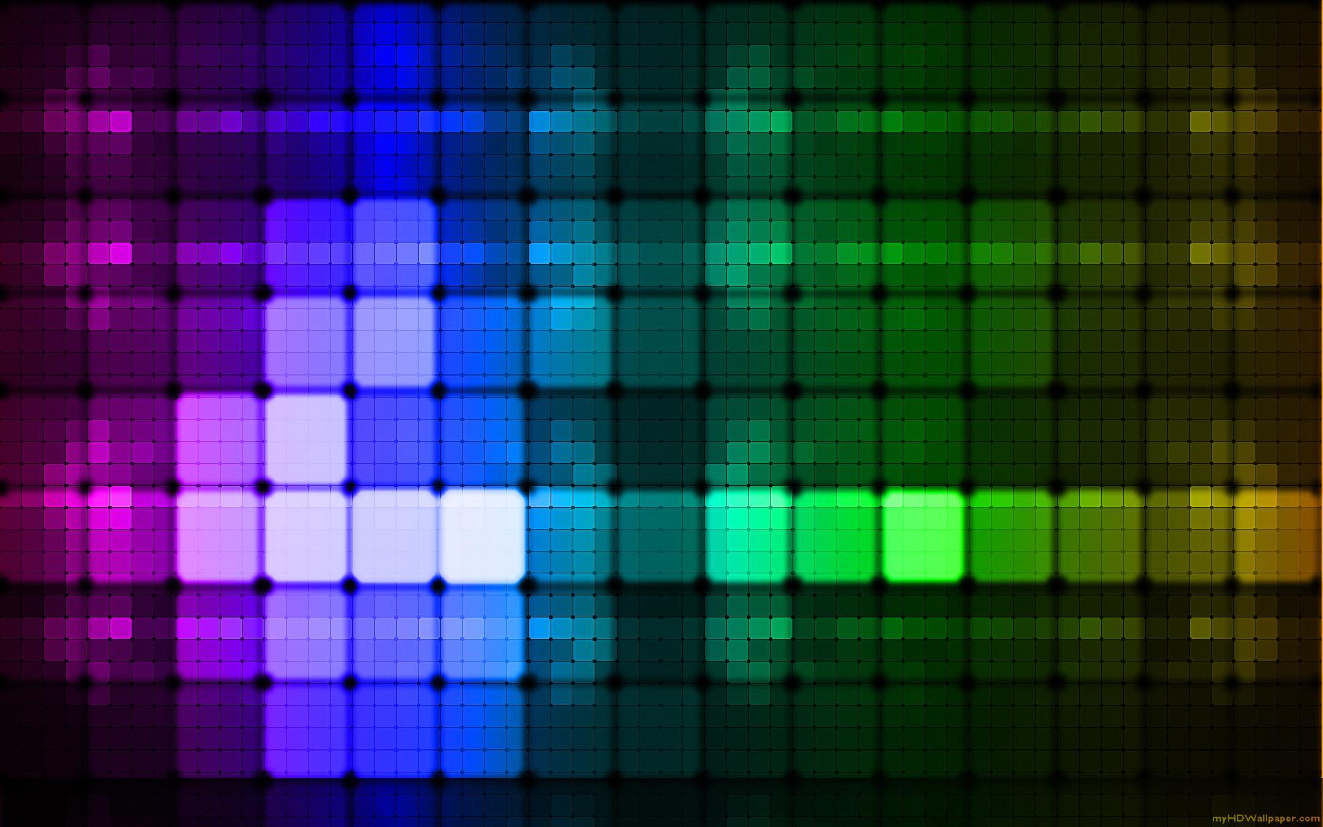 Rainbow Tiles by Landon783