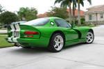 dodge viper green