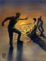 Ander Attacks by SLKestrel