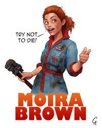 Moira Brown, yet again by CameronAugust