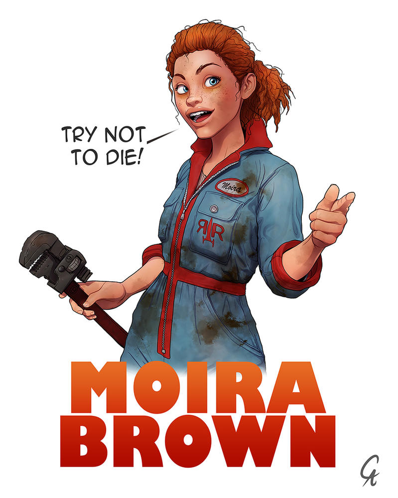 Moira Brown, yet again by CamBoy