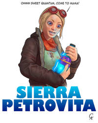 Sierra Petrovita - Nuka World by CameronAugust