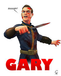 Gary! - Fallout 3 by CameronAugust