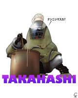 Takahashi - Fallout 4 by CameronAugust