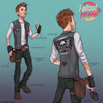 Fallout: Miami - Jimmy Hart