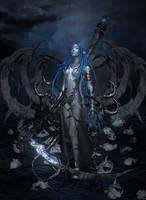 Malice Shinigami by masterbird