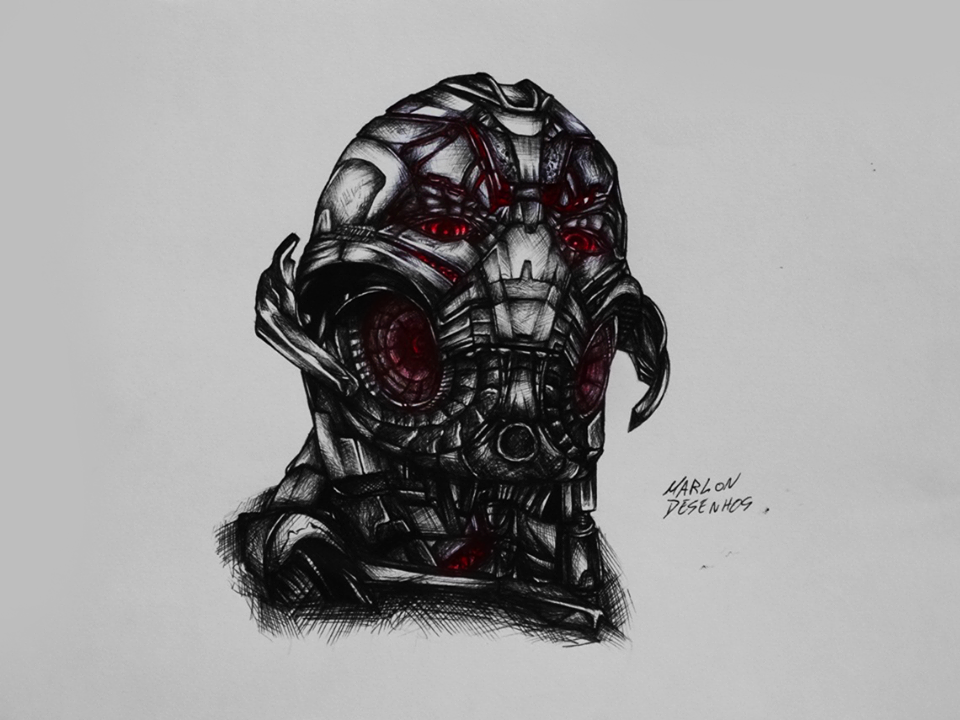Avengers Age Of Ultron By Iloegbunam On Deviantart: Avengers Age Of Ultron Fanart By MarlonDiniz On