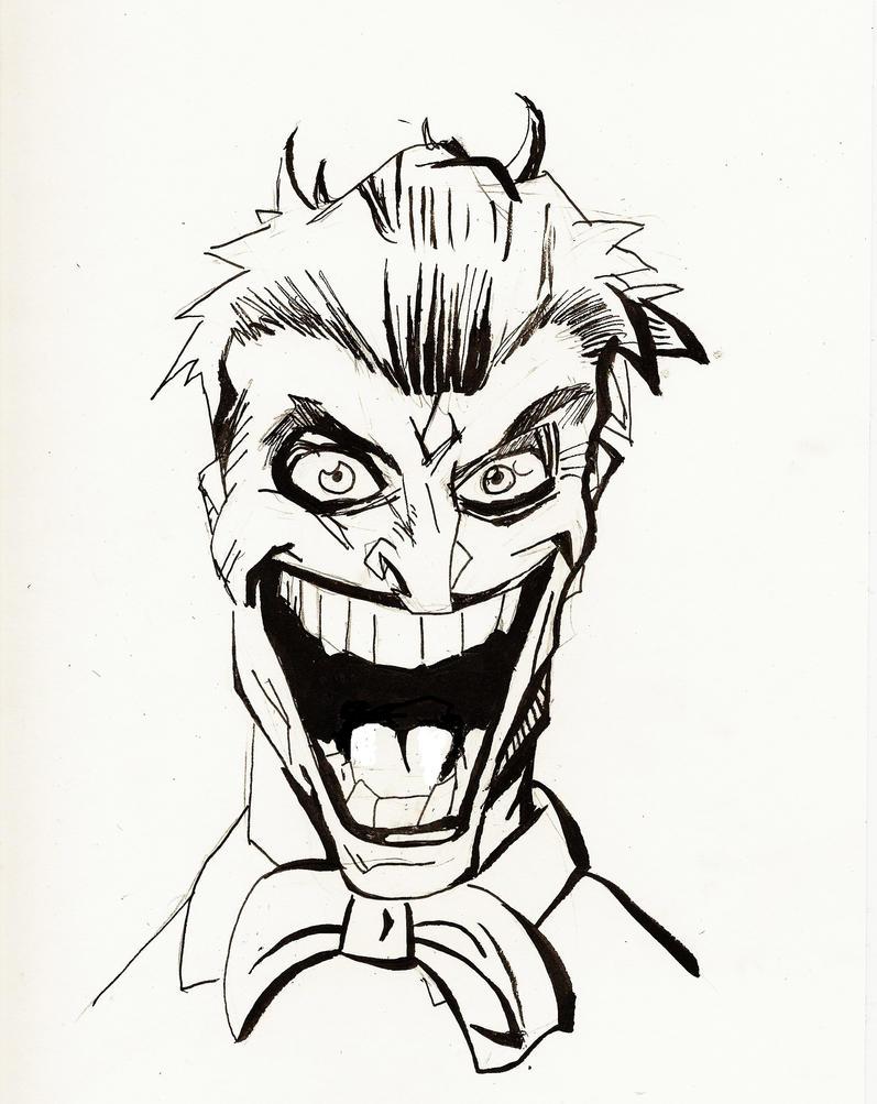 The Joker by WillWatt on DeviantArt  The Joker by Wi...