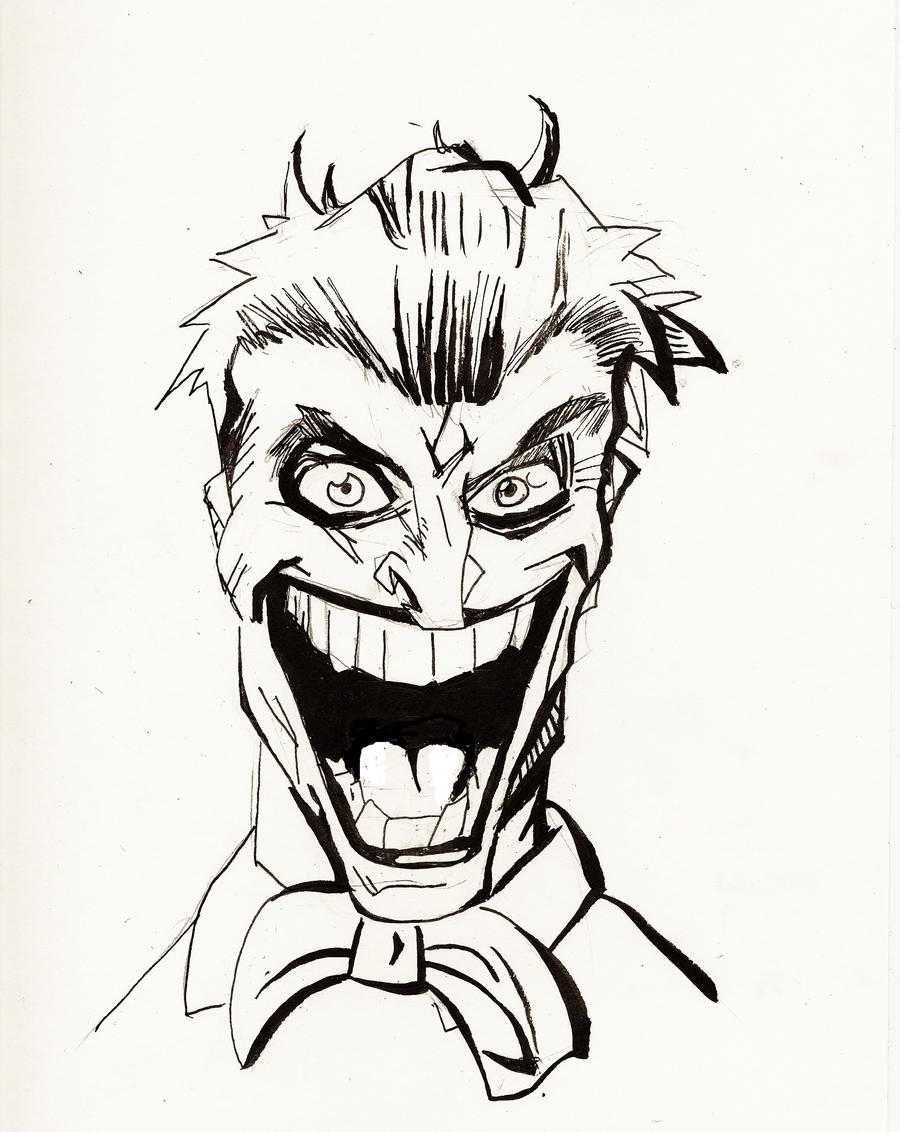 The Joker By Willwatt The Joker By Willwatt