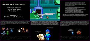 MegaMan Smash Robot lessons 1