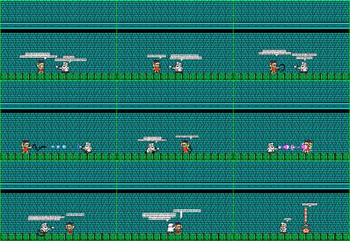 MegaMan Smash 54