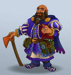 Dwarves Of WaneBoats: Ecruz