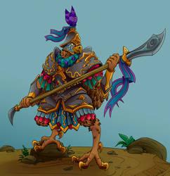 Bird Warrior