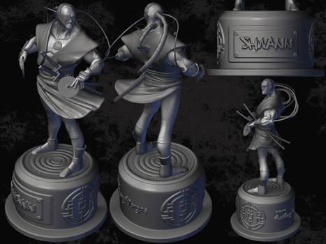 DJ Shwann Sculpt