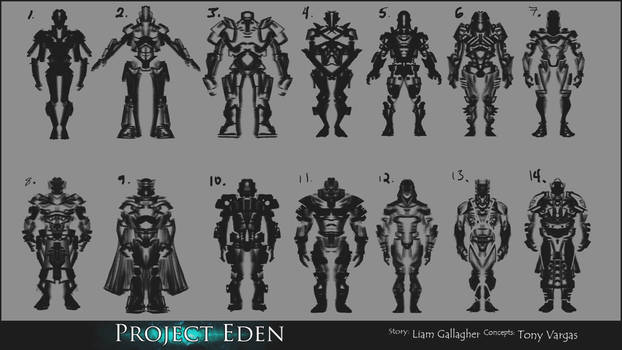 Concept Silhouettes