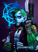 Wildstar Fan Art.