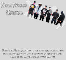 Hollywood Undead Layout