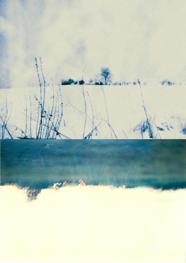 Icy Scape by Izaaaaa