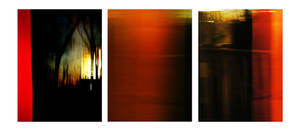 Curtain Fall by Izaaaaa