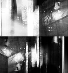 Windowpane: Shredded Canvas