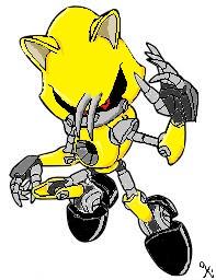 Metal Thunder by HedgehogThunder