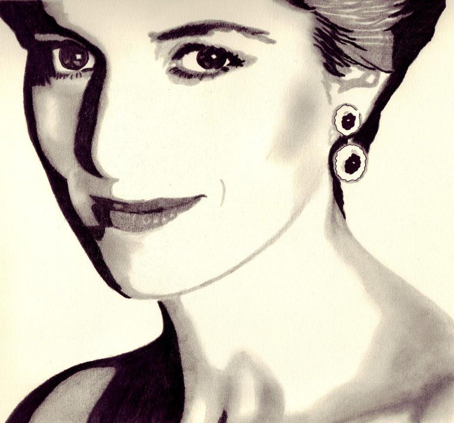 Princess Diana by toosmall772