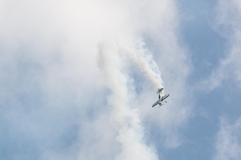 Air Show by Puiu-Cristian