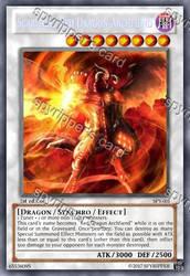 Scarlight Red Drragon Archfiend - yugioh orica by spyrohealth