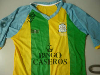j.j, urquiza camiseta away 2011-12 by Rami-YT