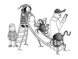 playground monkeys