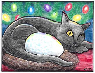 Christmas Card (Nest)
