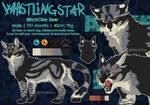 [TSL] Whistlingstar   2021 by ManlyKaz