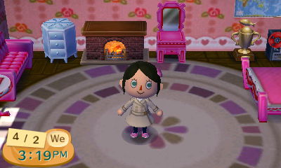 Animal Crossing NL Day 98: My new style.~ by SPNLvr17