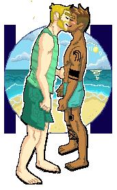 High Tides - Lanceth Pixel Art by MahAmmar