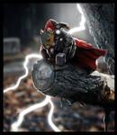 Thor squirrel