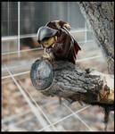 Ezzio squirrel