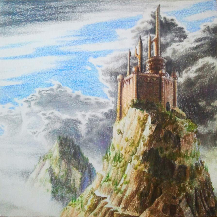 Castillo by Santiago-Perez