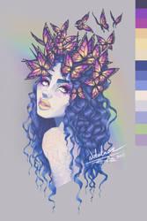 Butterflies by cupcakeCELESTIAL