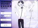 Nowherestation App: Aki
