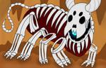 100 Dragons Challenge: Skeleton Dragon