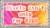 Mixels isn't only for KIDS | Stamp by mixjestiic