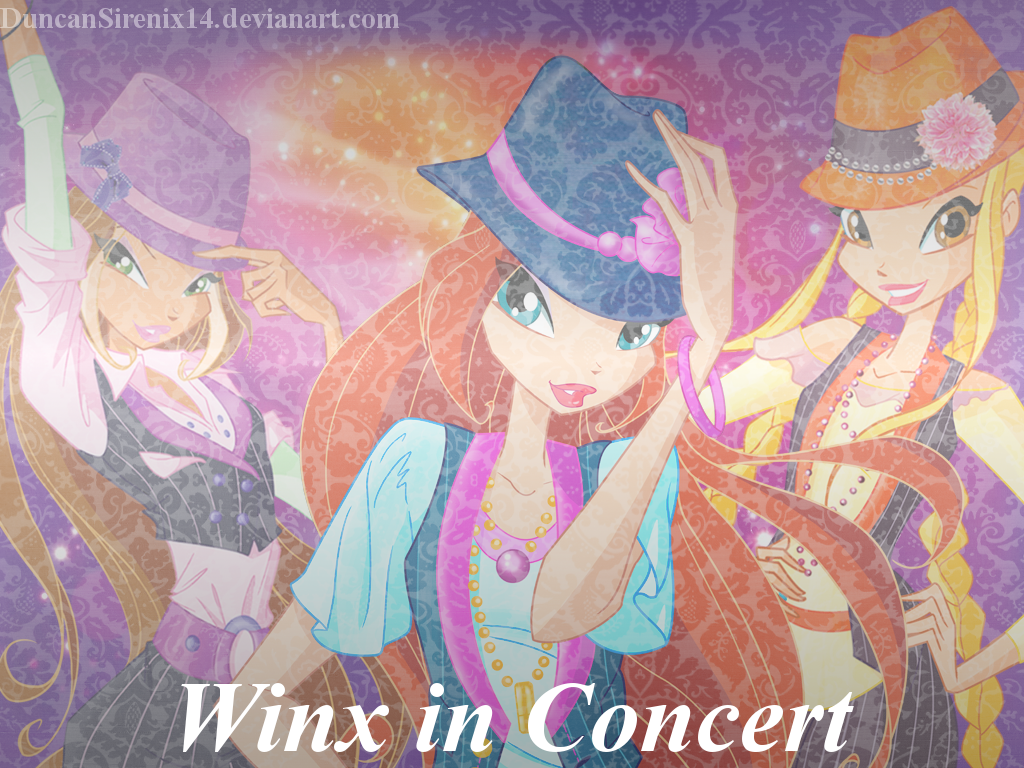 Bloom stella and flora concert season 5 wallpaper by bloom stella and flora concert season 5 wallpaper by duncansirenix14 thecheapjerseys Images