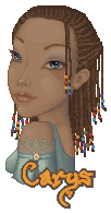 Carys Diallo Avatar by Galadnilien