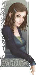 Adella Danell Avatar by Galadnilien