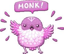 HONK(eye)! by Galadnilien