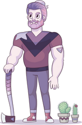 Draw Your OC As A Steven Universe Character by Galadnilien