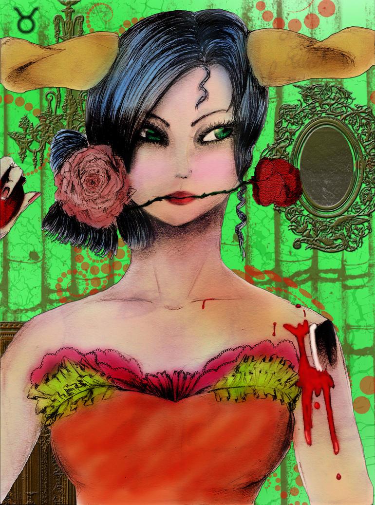 zodiaque_colorization_taurus_2 by Yayademonne