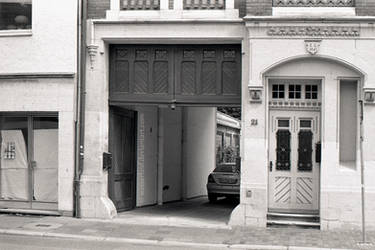windows, gates and doors by Wasserlauf
